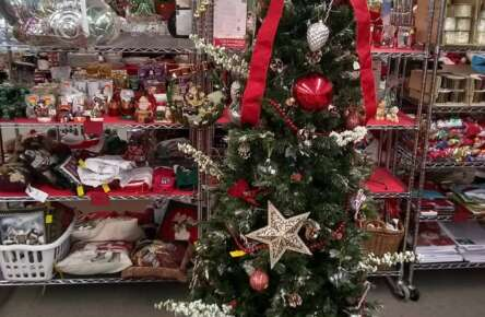 Village Thrift Holiday Items and Accessories